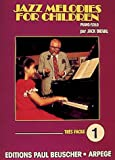 partition jazz melodies for children volume 1