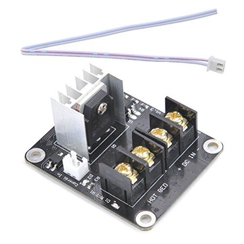 YOTINO Beheiztes Bett-Leistungsmodul MOSFET-Upgrade Power Module Hochstrom-erweiterungskarte MOS Rohr (Mosfet-modul)
