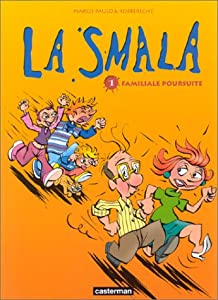 "Afficher ""La smala. n° 1 Familiale poursuite"""