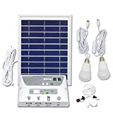 LED Solar Beleuchtung Super Bright Solar System Handy Lade Lampe Camping Zelt Photovoltaik Power Generation Komponenten Outdoor Familie