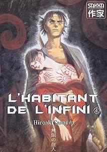 L'Habitant De L'infini Nouvelle édition Tome 4