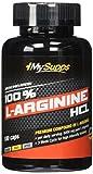My Supps 100% L-Arginine HCL, 180 Kapseln Dose