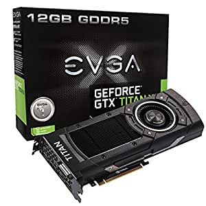 EVGA 12G-P4-2990-KR Carte graphique Nvidia GeForce GTX Titan X 1000 MHz 12288 Mo PCI Express