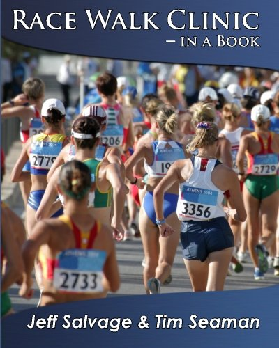 Race Walk Clinic in a Book