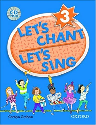 Carolyn Graham - Let's chant, let's sing 3 (1CD