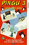 Picture Of Pingu: 3 - Hide And Seek [VHS]