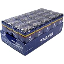 Varta 4022 - Pila alcalina de 9v