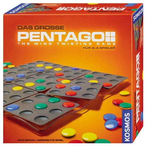 Kosmos 6912710 Pentago: Das groe Pentago