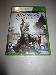 Assassin¡®s Creed Iii (Target Edition) (Xbox 360, 2012)
