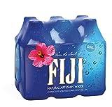 Fiji Water - Agua Mineral Sin Gas - Caja de 6 x 500ml