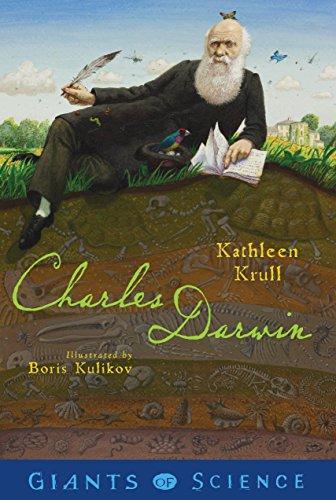 Charles Darwin (Giants of Science (Viking Hardcover))