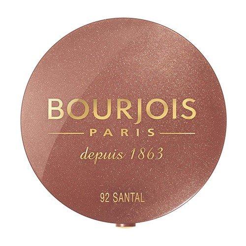 Round Blush Pot Bourjois (Bourjois Blush Santal)