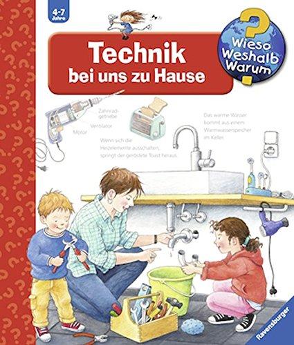 Preisvergleich Produktbild Technik bei uns zu Hause (Wieso Weshalb Warum, Band 24)