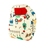 TotsBots Easyfit Star Joules Reusable Washable Nappy - One Size
