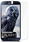 moex 9H Panzerfolie für Samsung Galaxy S4   Panzerglas Bildschirm Glasfolie [Tempered Glass] Screen Protector Glas Bildschirmschutz-Folie für Samsung Galaxy S4 / S IV Schutzfolie