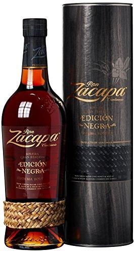 Ron Zacapa Edición Negra Rum (1 x 0.7 l)