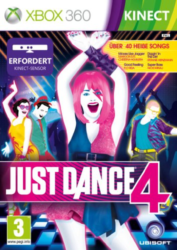 Just Dance 4 (AT-PEGI) (Just Dance 4 Xbox 360)