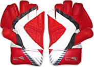 Sareen Sports Cricket Match Wicket Keeping Gloves, Men; Multi-color