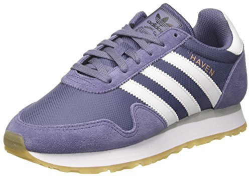 adidas Haven W, Scarpe da Corsa Donna Multicolore (Super Purple S16/Ftwr White/Gum 3)