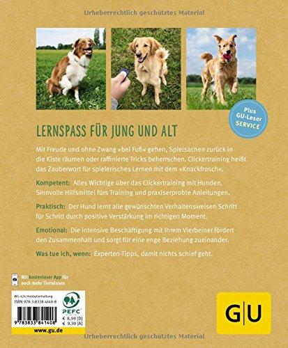 Hunde-Clickertraining: So klappt der Trick mit dem Click - 2