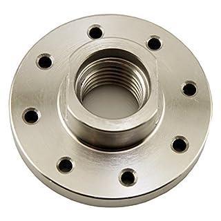 PSI Holz-Produkte cf3j Faceplate 1von TPI, flexibel 3Zoll Durchmesser