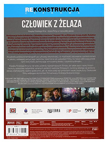 Image of Man Of Iron [Blu-ray] Czlowiek z Zelaza - Remastered