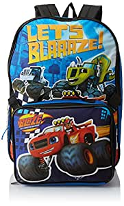 Global Design Concepts Boys Blaze Backpack with Lunch Kit