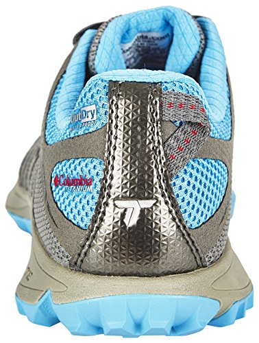 Columbia Conspiracy Titanium Outdry, Chaussures Multisport Outdoor femme Naturel