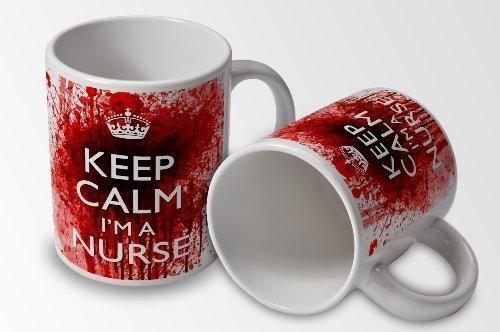 Le mug Keep calm I'm a nurse