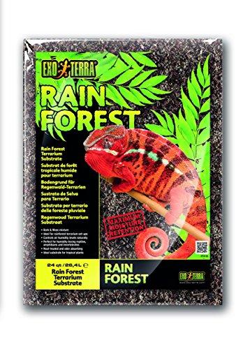 Exo TerraSustrato RainForestBark -4,4L