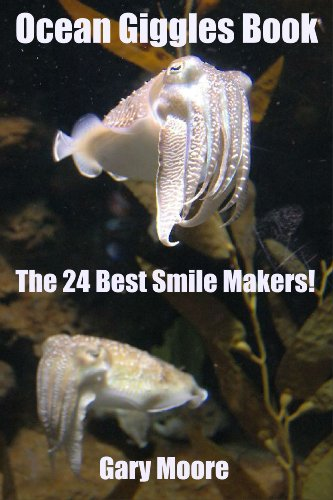 Ocean Giggles Book-The 24 Best Smile Makers!