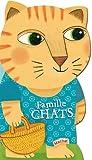 Famille chats | Chatel, Christelle (1973-....). Auteur