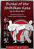 Bunkai of the Shotokan Kata Up to Black Belt (English Edition)