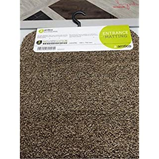 Extreme® Amtico Floorcare Fußmatte – Eingangsmatte – 750 mm x 1000 mm – Karamell