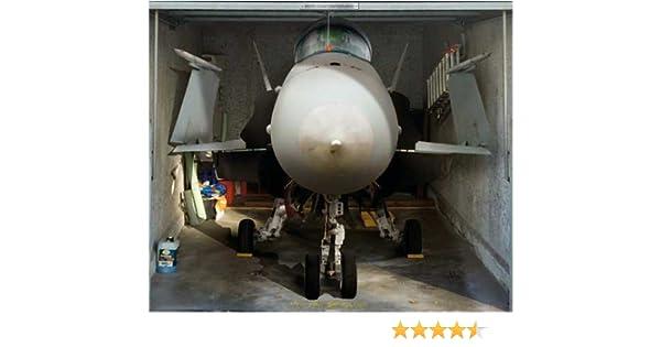 Garagentorbilder  Garagentor Fotoplane Jet, B 245 cm x H 210 cm: Amazon.de: Küche ...