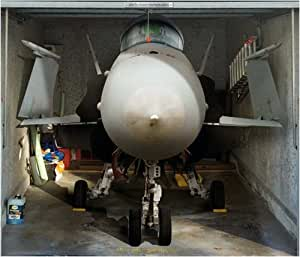 style-your-garage.com Garagentor Fotoplane Jet, B 245 cm x H 210 cm
