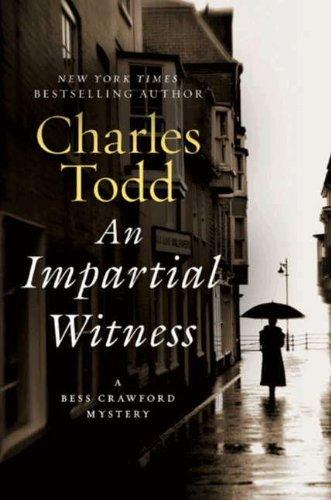Buchseite und Rezensionen zu 'An Impartial Witness' von Charles Todd