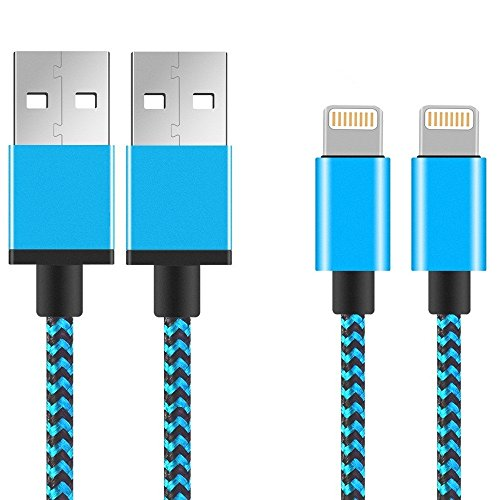yosou-iphone-cable-33ft-1m-2-pack-iphone-charger-lightning-to-usb-cable-lifetime-warranty-series-nyl