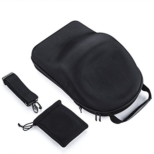 PENIVO Nylon dauerhaftTragetasche für VR,Wasserdichte Umhängetasche Aufbewahrungsbox reisetaschen für DJI Schutzbrillen VR Gläser
