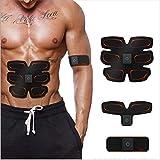 Bauch Muskelmassage Geräte Heim-Übung Muskel Trainer Faule Übung Taille Reduktion Dünnen Bauchbauch Unisex