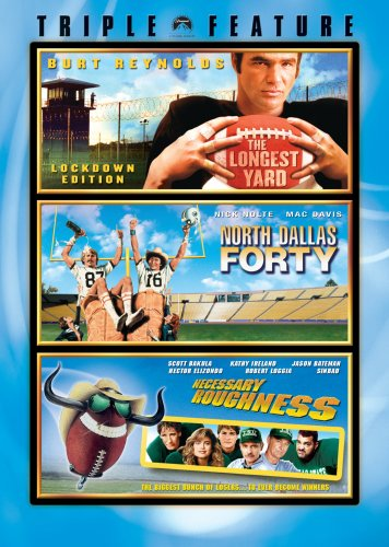 Longest Yard Von 1974 (Football Triple Feature (The Longest Yard / North Dallas Forty / Necessary Roughness))