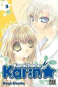 Kamichama Karin Edition simple Tome 3