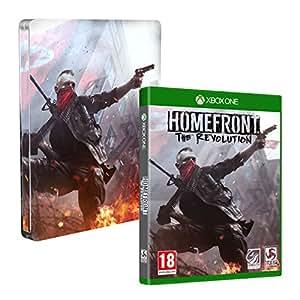 Homefront: The Revolution, Edizione Esclusiva Amazon con Steelbook - Xbox One