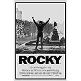 """Póster Principal de la película """"Rocky"""" (61cm x 91,5cm) + embalaje de regalo"""