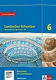 Lambacher Schweizer Mathematik 6 - G9. Ausgabe Niedersachsen: Arbeitsheft plus Lösungsheft und Lernsoftware Klasse 6 (Lambacher Schweizer. Ausgabe für Niedersachsen ab 2015)