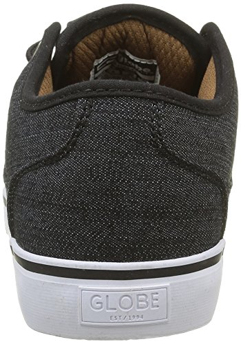 Globe Mahalo, Chaussures de Skateboard Homme Noir (10492)