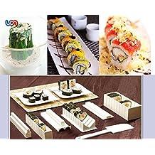 UCA® Kit 10 pezzi di sushi Maker riso rullo Produzione