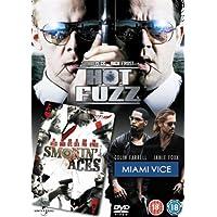 Hot Fuzz/Miami Vice/Smokin' Aces