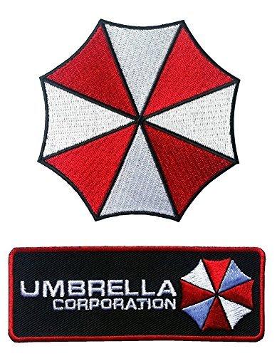 klettband-velcro-resident-evil-umbrella-corporation-embroidered-2-stuck-aufnaher-patches