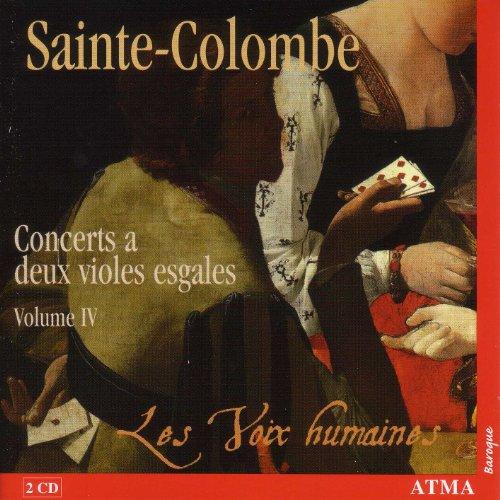 "Concerto No. 51 for 2 equal bass viols, ""Rougeville"": (Ouverture) Rougeville"